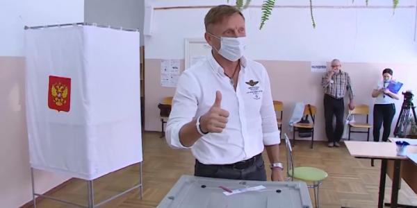Александр Джеус: избиратели определят вектор развития страны на ближайшие 5 лет