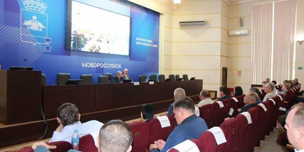 В Новороссийске проведут конкурс среди кандидатов на должность мэра