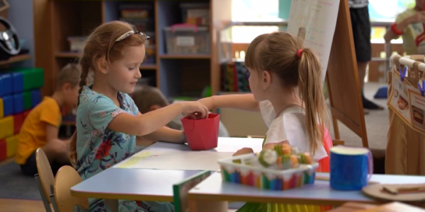 Детский сад № 10 Новороссийска стал победителем всероссийского конкурса