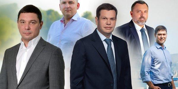 Одномандатники «Единой России» на Кубани: кто они?