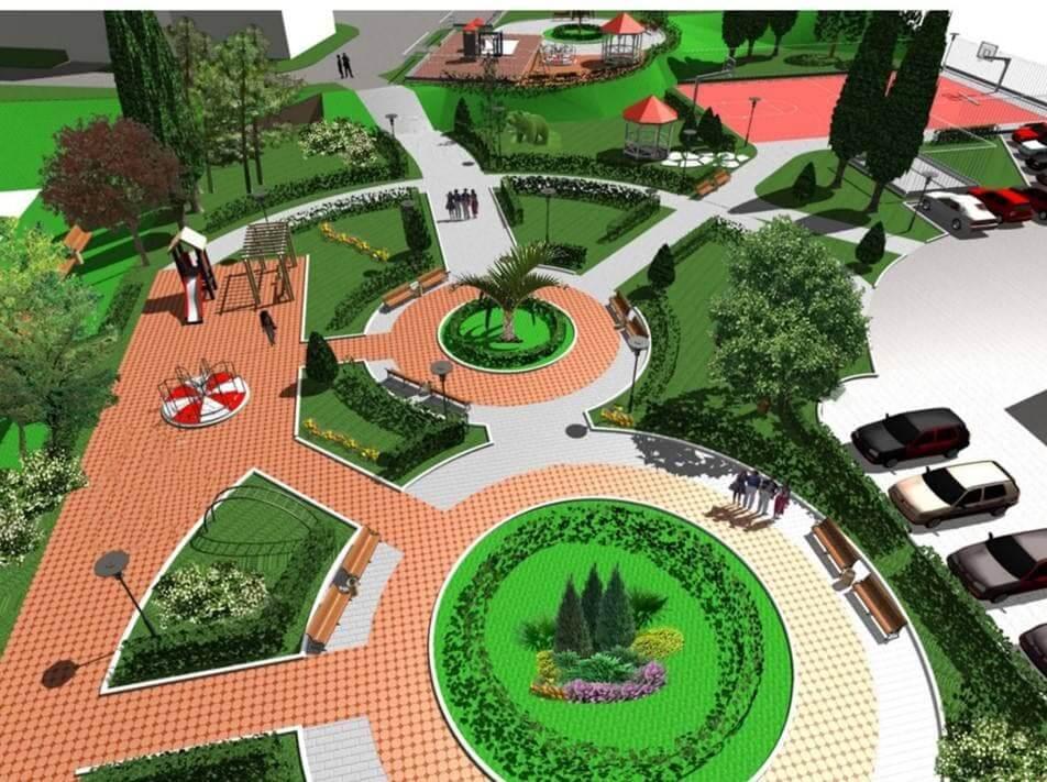 В Сочи на средства с курортного сбора благоустроят сквер в Адлерском районе