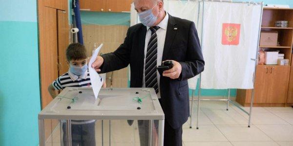 Василий Чанба рассказал о преимуществах трехдневного голосования
