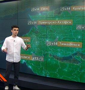 В Краснодарском крае 1 октября синоптики прогнозируют до +20 °С