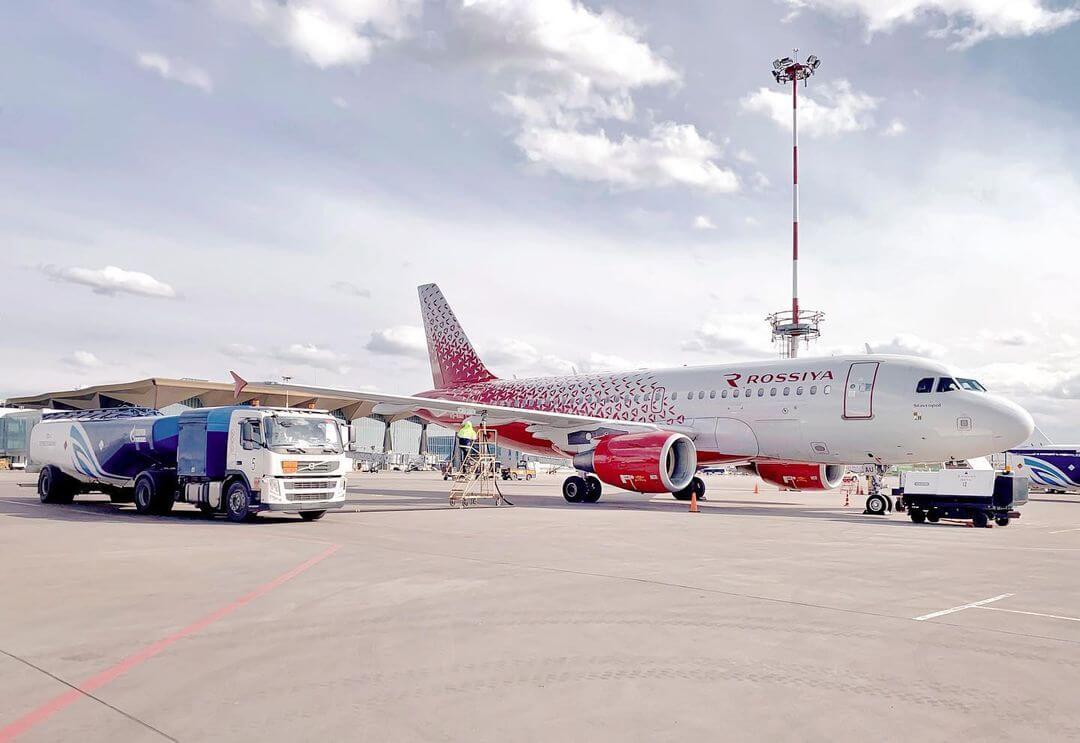 Авиакомпания «Россия» начнет выполнять рейсы в Египет из Краснодара