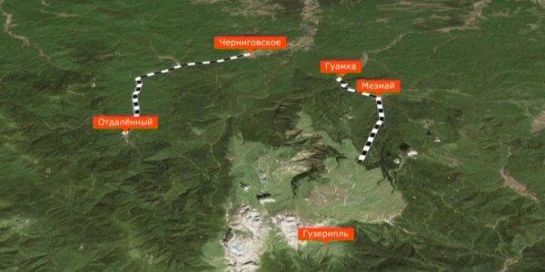 В Апшеронском районе создадут новый туристический кластер