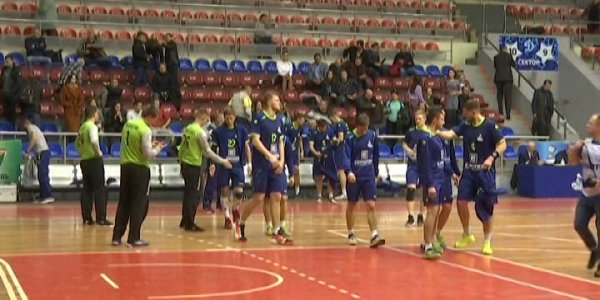 Гандболисты СКИФа проведут матч против «СГАУ-Саратов»