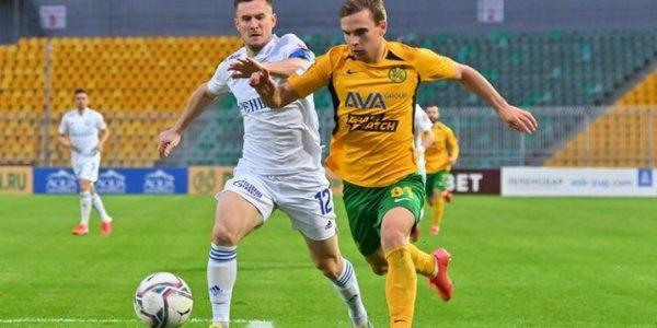 ПФК «Кубань» проиграл дома «Оренбургу» и остался в зоне вылета