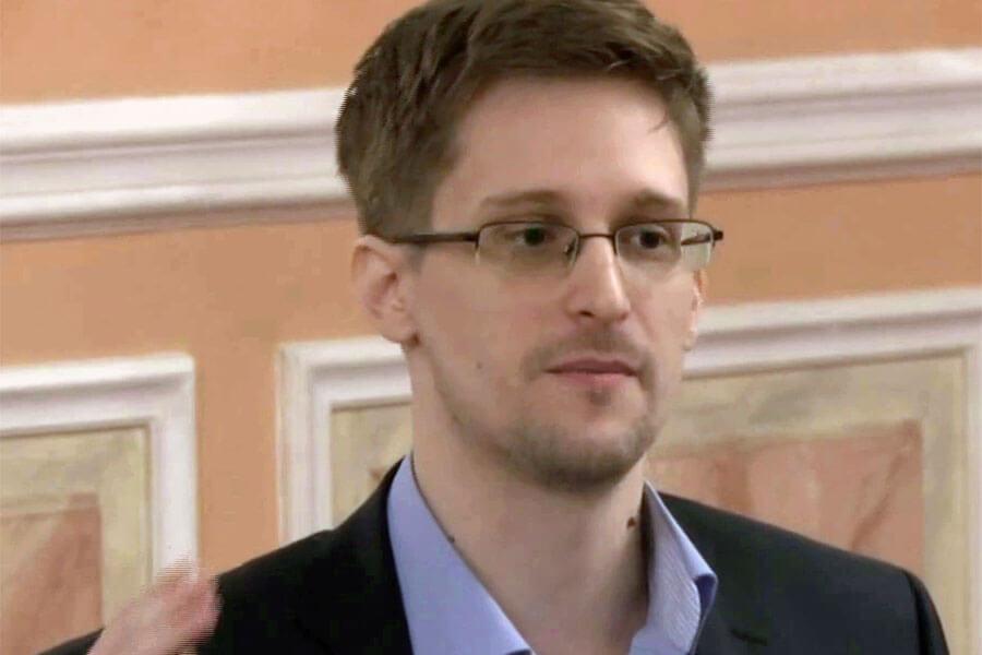 Эдвард Сноуден примет участие в российском онлайн-марафоне «Новое Знание»