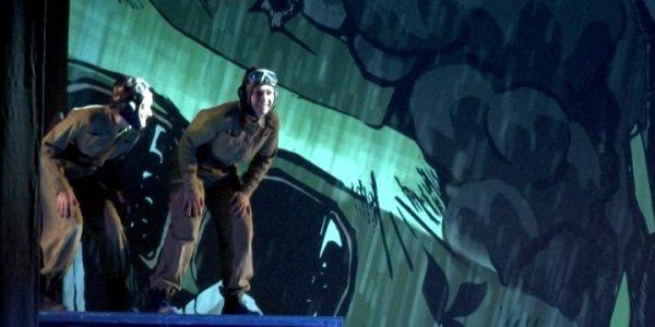 В краснодарском Театре Защитника Отечества до конца года покажут 144 спектакля