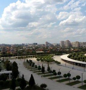 Сотрудники МВД поздравили Краснодар с 228-летием