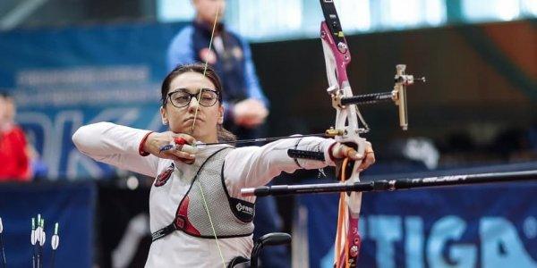 В Краснодар с Паралимпийских игр вернулась лучница Маргарита Сидоренко