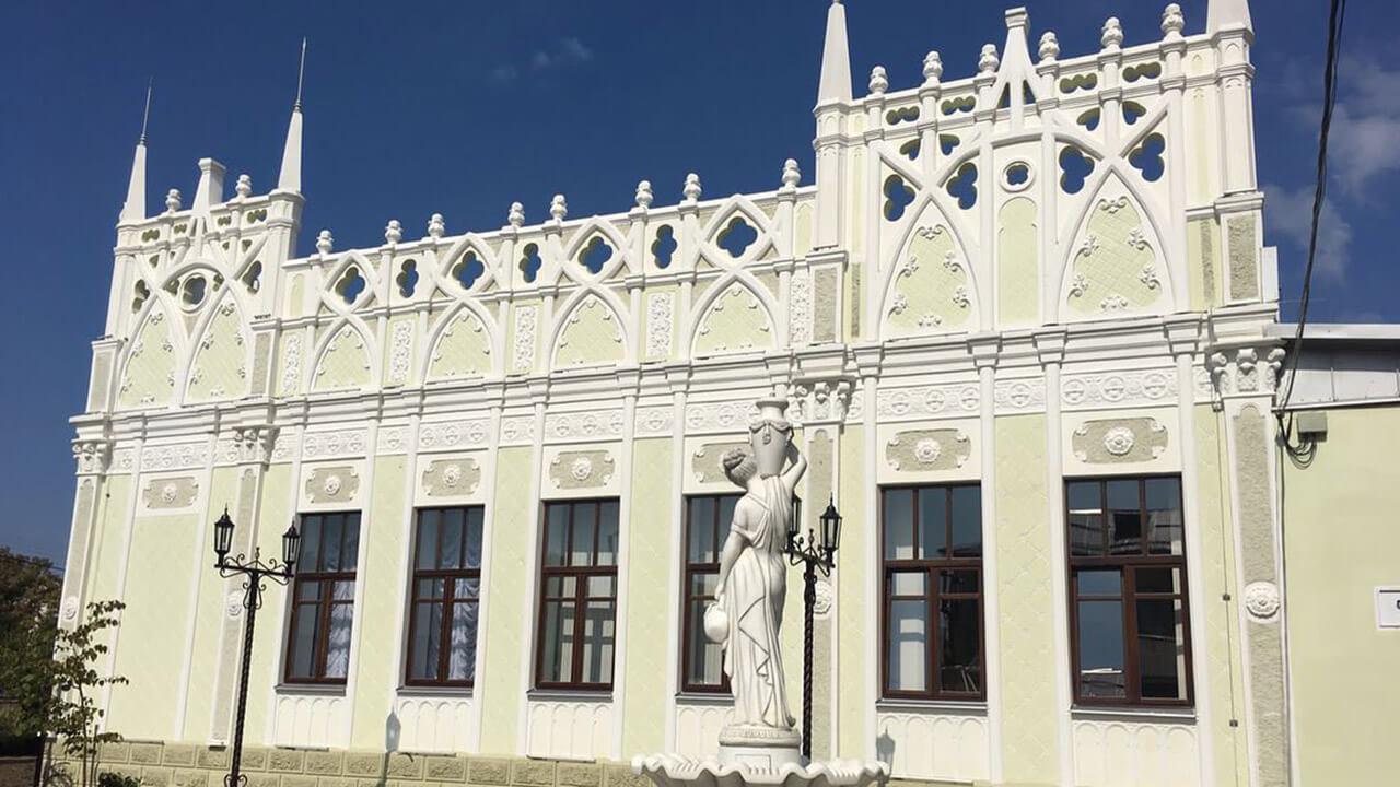 На Кубани в купеческой усадьбе Мазепы открылась художественная школа