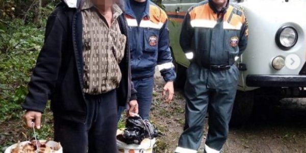 В Мостовском районе за один день в лесу заблудились три человека