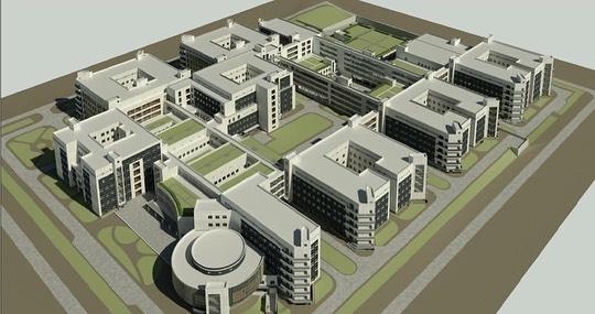 Проект нового онкологического центра в Краснодаре прошел госэкспертизу