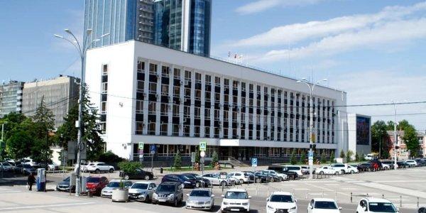 На должность мэра Краснодара к 22 октября подали документы шесть кандидатов