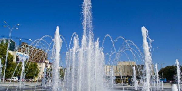 В Краснодаре в День народного единства завершится сезон фонтанов