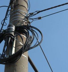 В Краснодаре начнут убирать воздушные линии проводов под землю