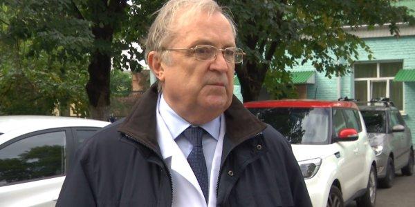«Есть что сказать»: главный гериатр минздрава Краснодарского края Сергей Исаенко