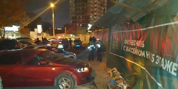 В Краснодаре водитель иномарки перепутала педали и сбила двух пенсионерок