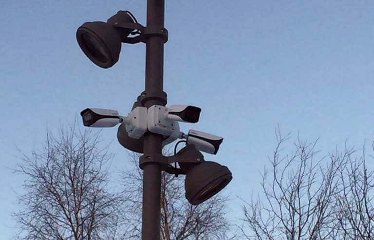 В 2021 году число камер видеонаблюдения «Ростелекома» превысило 350 тыс. единиц