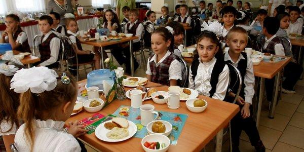 На Кубани разработали специальное меню для школьных столовых