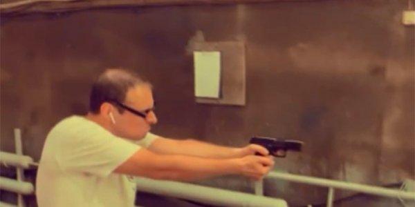 МВД России приняло на оснащение новый компактный пистолет Лебедева