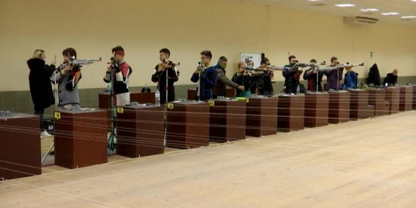 Спорт глухих: в Краснодаре стартовало первенство России по пулевой стрельбе