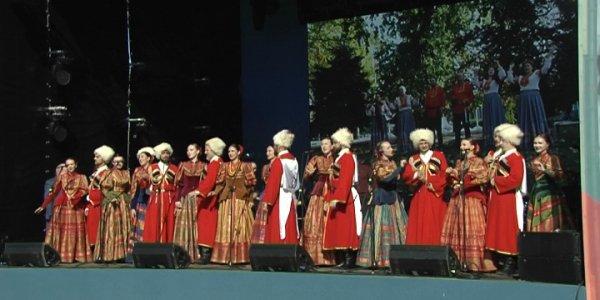 На Кубани прошел фестиваль «Александровская крепость»
