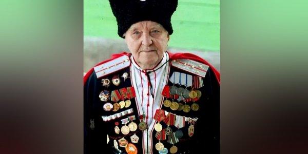 Кондратьев поздравил со 100-летием участника легендарной Кущевской атаки
