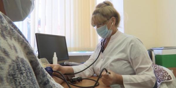 В Павловском районе побывал медицинский автопоезд диспансеризации