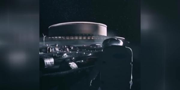 Режиссер монтажа из краевой столицы переместил на Луну стадион «Краснодар»