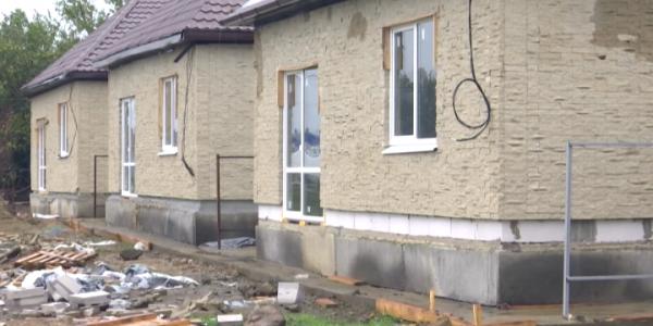 В Краснодаре начали сносить скандальные самострои в поселке Знаменском