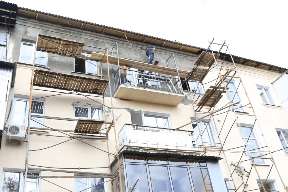 В Краснодаре пострадавшие от хлопка газа жители вернутся в квартиры в ноябре