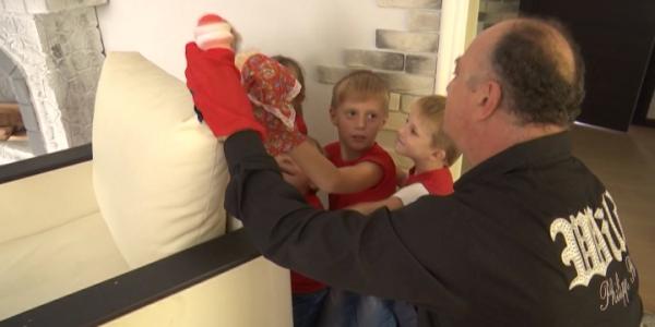 В России 17 октября впервые отметят День отца