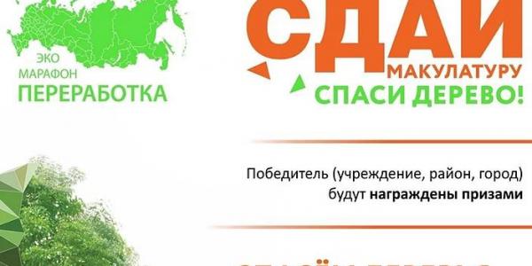 Кубань 1 ноября присоединится к акции «Сдай макулатуру — спаси дерево!»