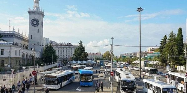РЖД передаст в аренду землю под автовокзалом мэрии Сочи