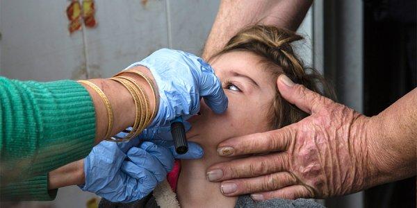 Полиомиелит – детская чума, которую победили. Почти