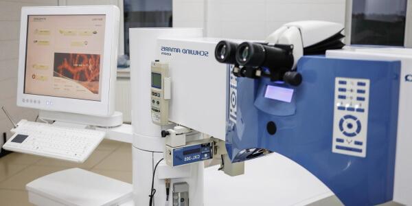В офтальмологической клинике 3Z установили инновационный эксимерный лазер