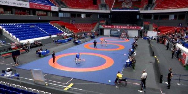 В Краснодаре стартовал турнир по вольной борьбе памяти Бесика Кудухова