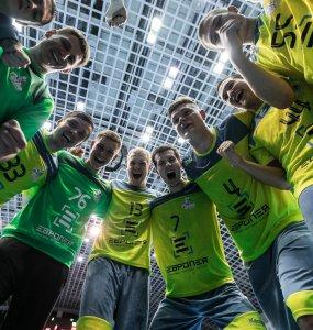 Перед игроками Краснодарского ГК СКИФ погасили задолженность по зарплате